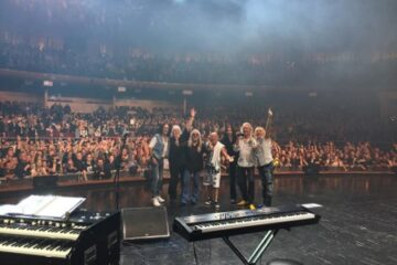 Uriah Heep in Moscow