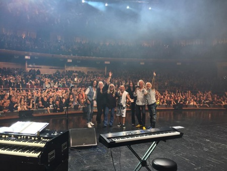 Uriah Heep Conquer Moscow With Ken Hensley And Lee Kerslake Reunion Show Metaltalk