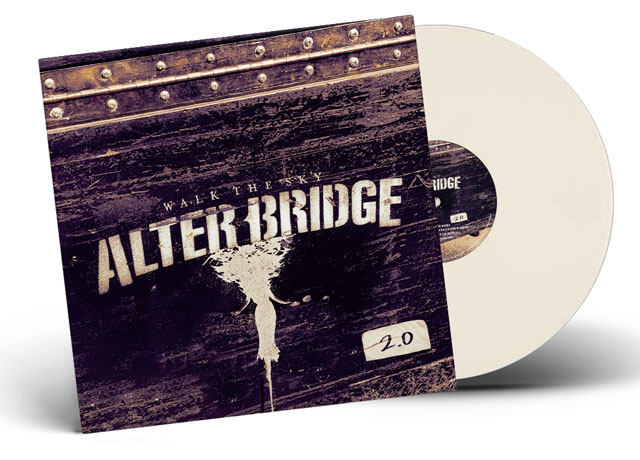 Cover of Alter Bridge Walk The Sky 2.0