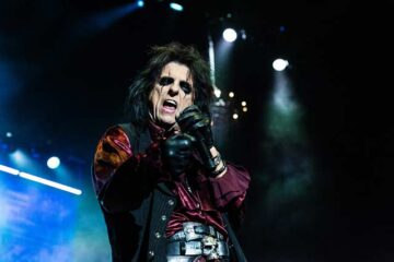 Photo of Alice Cooper, who is releasing 'Detroit Stories' in February