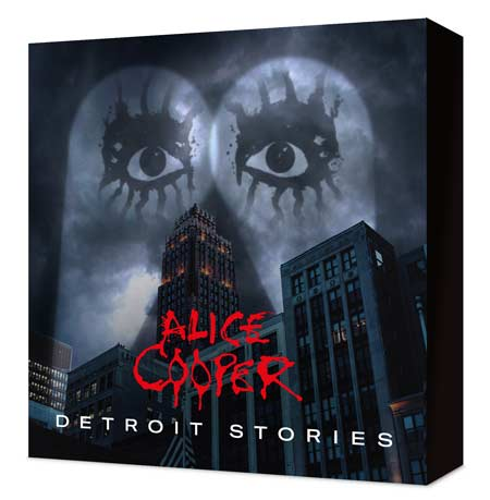 Photo 'Detroit Stories' package by Alice Cooper