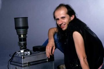 Bertrand Alary.Metal - 40 Years Of Loud Music.