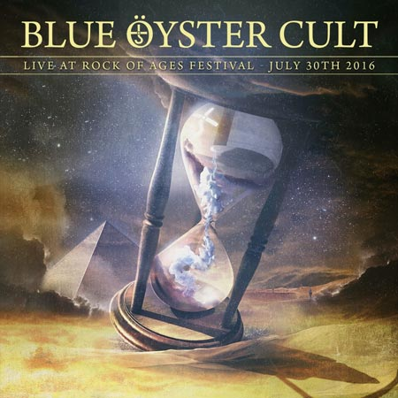 Cover of Live At Rock Of Ages Festival 2016 from Blue Öyster Cult
