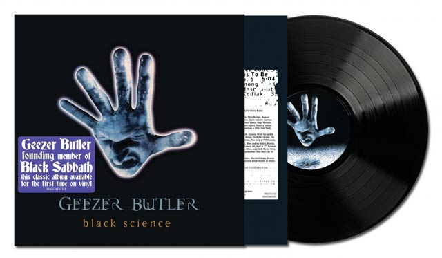 Geezer Butler Black Science