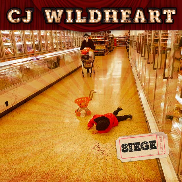 Cover of Siege by CJ Wildheart