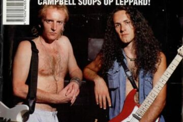 Vivian Campbell, Phil Collen - Kerrang