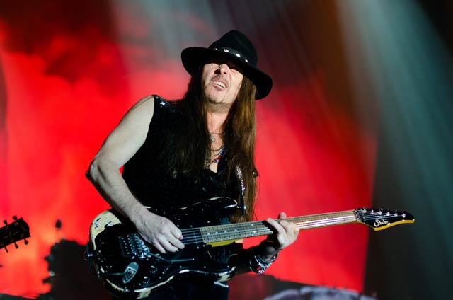 Reb Beach, Whitesnake