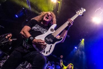Photo of David Ellefson