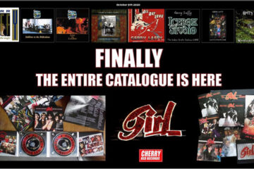 Girl Catalogue re-released