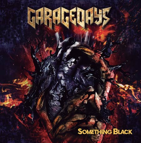Cover of Something Black, from Garagedays