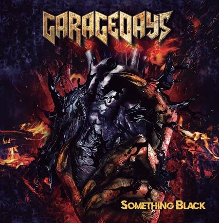 Cover of Something Black, from Garagedays