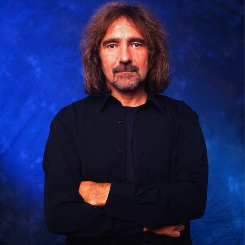 Photo of Geezer Butler