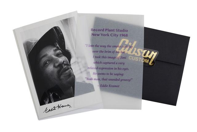 Eddie Kramer's personal photo of Jimi Hendrix.