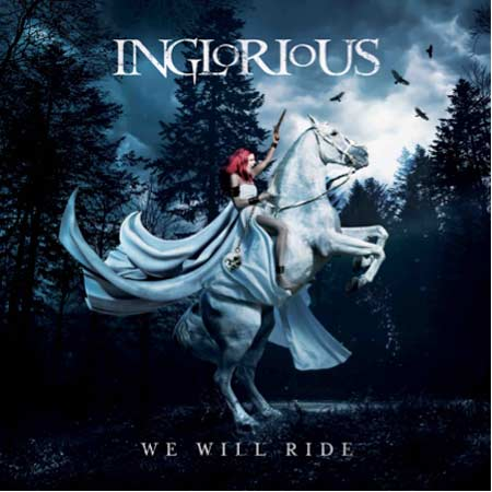 Cover of Inglorious - We Will Ride