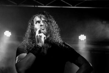 Jeff Scott Soto. The Cluny, Newcastle Sept 2019. Photo: Mick Burgess