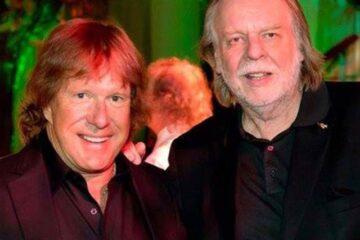 Keith Emerson and Rock Wakeman