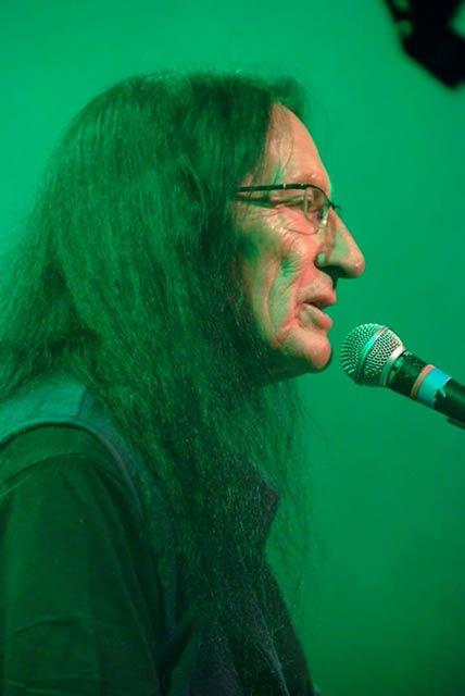 Photo of Ken Hensley