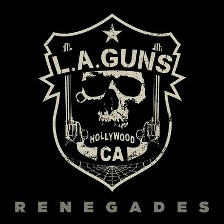 Cover of L.A. Guns album Renegades