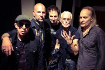 Michael Des Barres & The Mistakes