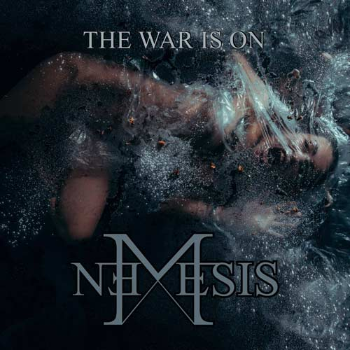 Cover of Nemesis album The War Is on
