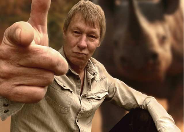 John 'Rhino' Edwards from Status Quo