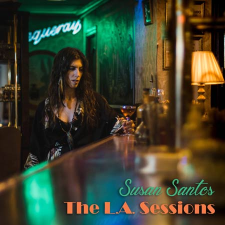 Cover of Susan Santos EP