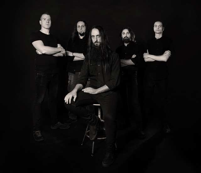 Phot of the band Shores Of Null