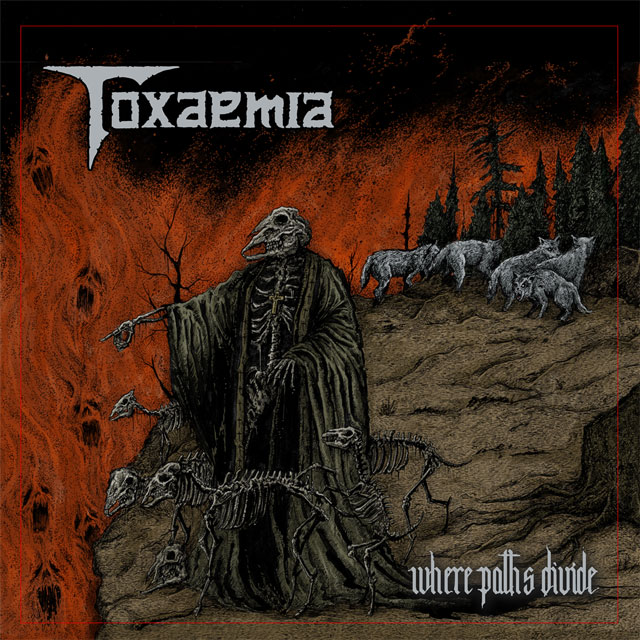 Toxaemia album cover