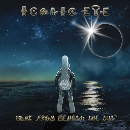 Image of the Iconic Eye EP cover