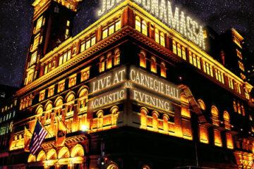 Joe Bonamassa Live At Carnegie Hall