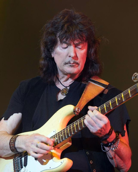 Ritchie Blackmore, Memories In Rock