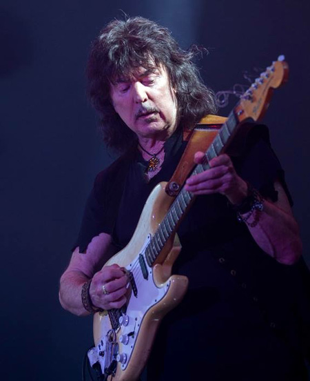 Ritchie Blackmores Rainbow. Memories In Rock