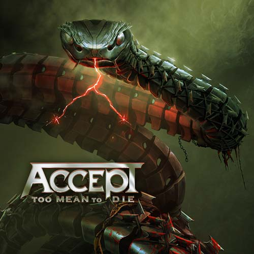 Cover of Accepts Too Mean To Die