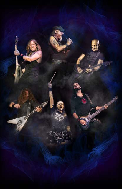 Photo of German Heavy Metal band Accept