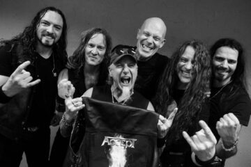 Photo of the German band Accept
