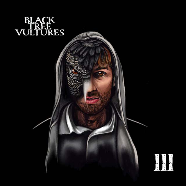 Cover of the RP 'III' from Black Tree Vultures