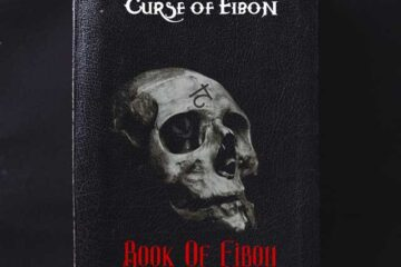 Cover of the EP by Curse Of Eibon