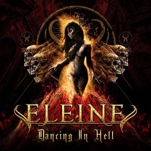 Cover of Dancing In Hell by Eleine