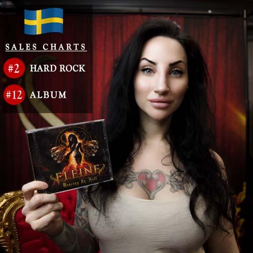 Photo of Symphonic Metal band Eleine