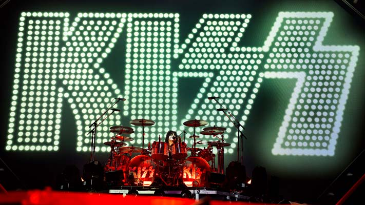 Photo of Kiss, London 2019
