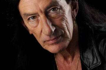 Ken Hensley. Photo: Andre Sakarov