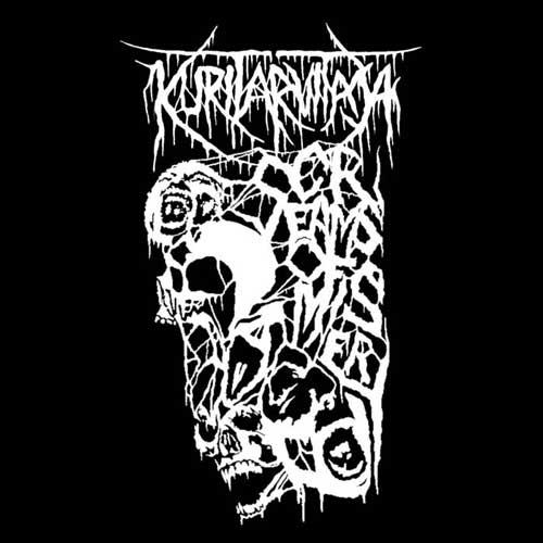 Cover of Screams of Misery by Estonian Abusecore band Kuritarvitaja