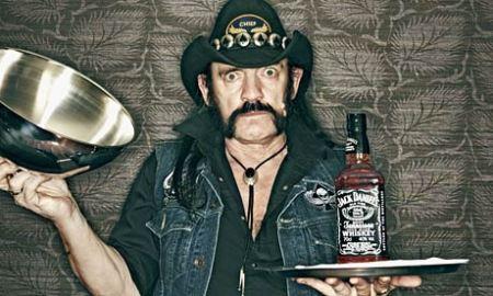 Photo of Lemmy - RIP