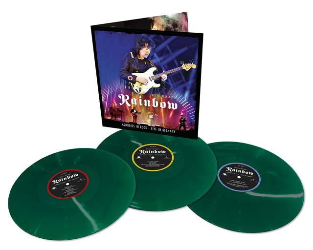 Ritchie Blackmore's Rainbow, Live In Germany