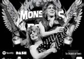 Rudy Sarzo poster for Randy Rhoads show