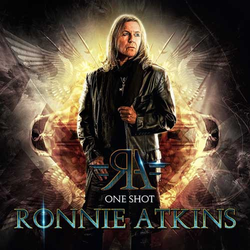 Cover of new album from Ronnie Atkins, Pretty Maids