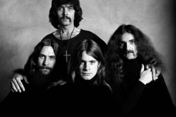 Black Sabbath Press Shot. Photo: Photo Duffy © Duffy Archive