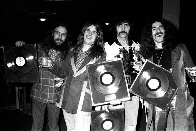 Black Sabbath. Photo: Avalon.Red