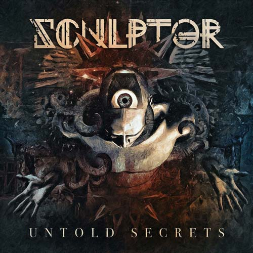 Cover of Untold Secrets, by Sculptor