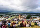 Photo from Glastonbury festival